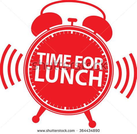 what time is lunch lunch sign stock images royalty free images vectors