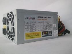 Advance V2130 Power Supply 450 Watt psu advance 450 watt 24 pin malangkomputer toko komputer di kota malang