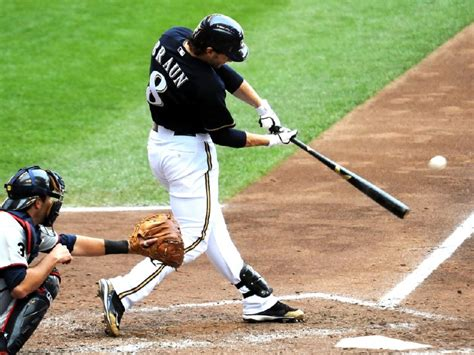 ryan braun swing a summer of sports in milwaukee onmilwaukee