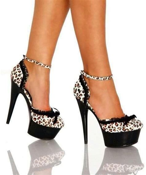 leopard high heels shoes leopard high heels shoes and