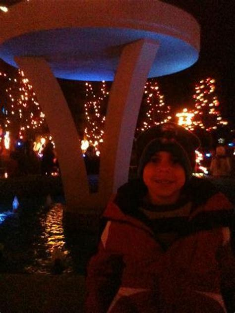 christmas lights attleboro ma la salette at christmas picture of national shrine of