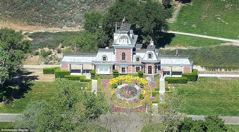 michael jackson s neverland ranch has been restored by his