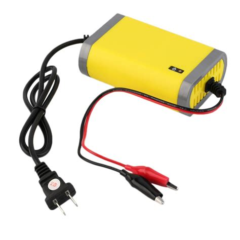 New US Plug Car Battery Charger 12v 2A Fully automatic Car