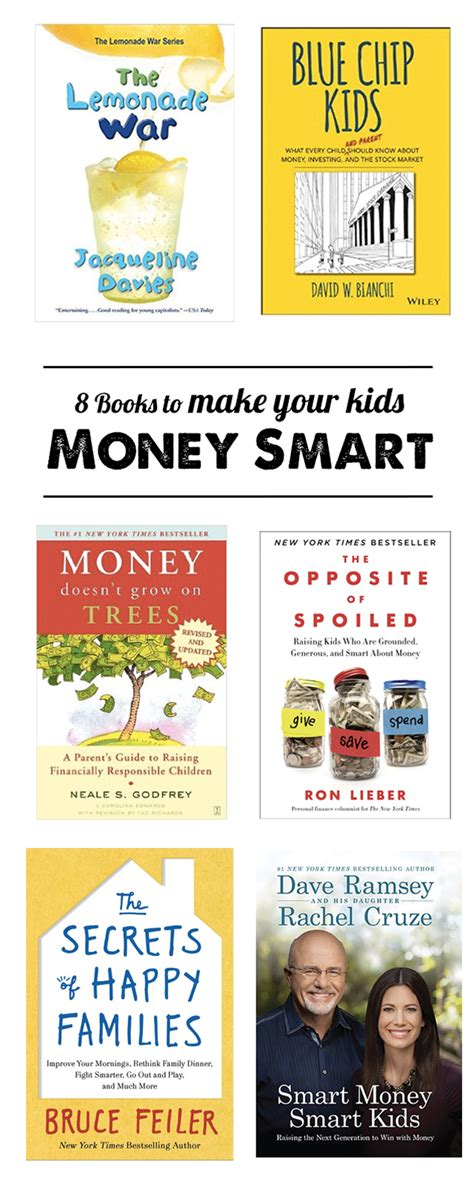 Recomended Book For Childreen The Smartes Step For Kindergarten 8 best books for raising financially responsible modern parents
