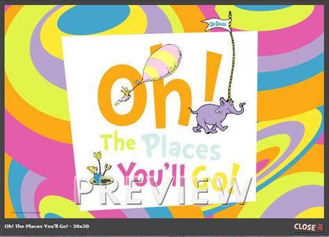 oh the places you ll go dr suess oh the places you ll go oh the places youll go