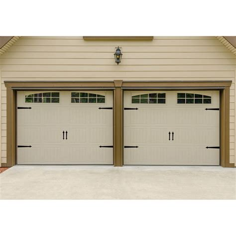 Garage Door Hardware Decorative Garage Door Hardware Kit Home Depot Decor23