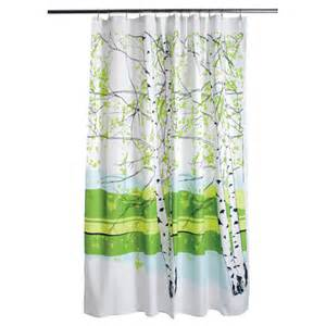 savvy housekeeping 187 nature inspired shower curtains