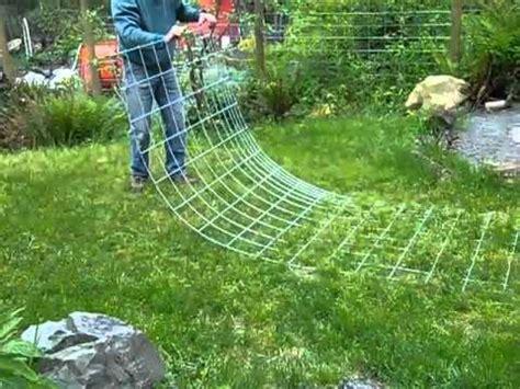 Trellis Plans Free Raised Bed Vertical Garden 2 Bending Livestock Panels