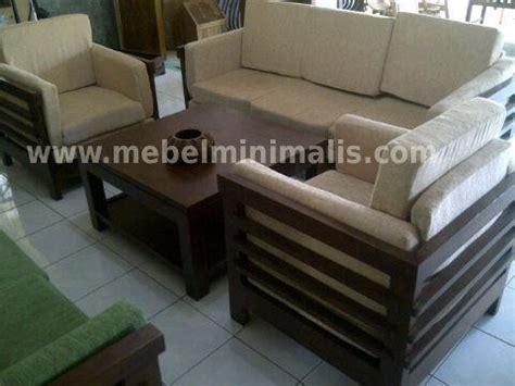 Jual Kursi Tamu jual kursi tamu sofa minimalis mebel kayu jati jepara