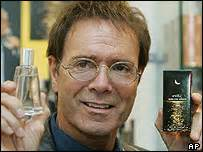Bad Cliff Richard Pefume by News Entertainment Sir Cliff S Perfume Hits Shelves
