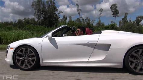 458 Vs Audi R8 2012 458 Italia Vs V10 Audi R8