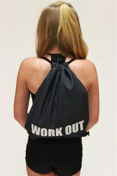 Drawstring Workout 24 best not so basic black couture images on
