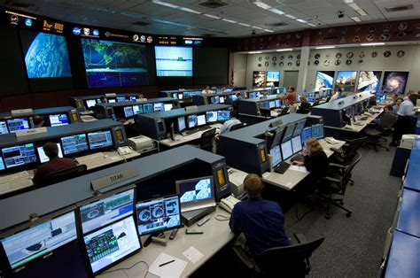 nasa mission room nasa new station flight room