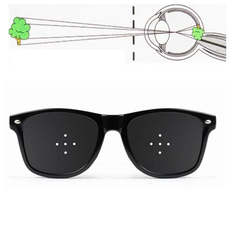 glasses for better vision other gadgets 5 holes anti fatigue eyesight vision