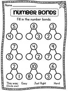 25 best ideas about number bonds on pinterest number