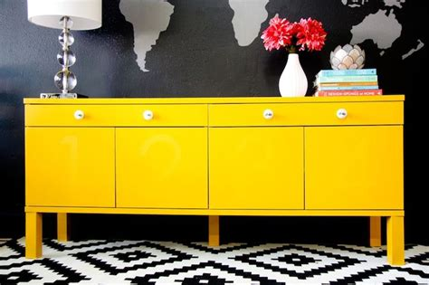 ikea hack sideboard ikea bjursta hack diy pinterest creative world map