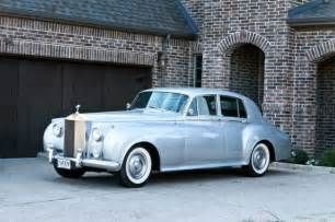 rolls royce blue interior 1959 rolls royce silver cloud left drive silver w