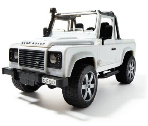 Bruder Toys 2591 Land Rover Defender Up wheels the o jays and bench seat on
