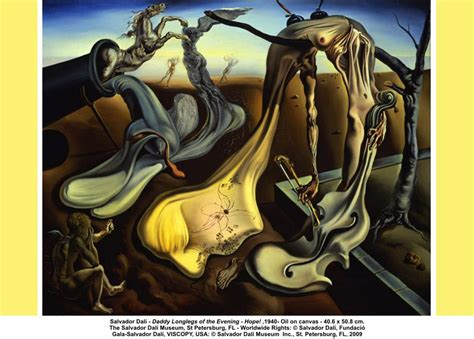 Dali Influenced by Other Style Influences Tim Burton And Salvador Dali My
