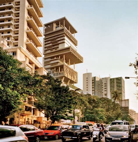 ambani house businessman mukesh ambani house photos mere pix