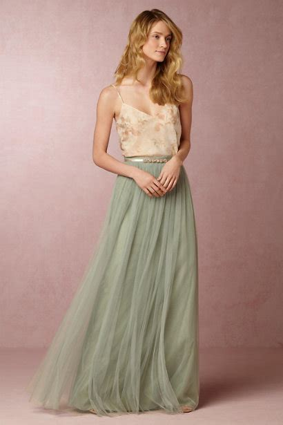 Loise Dress liv cami louise tulle skirt in bridesmaids bridal