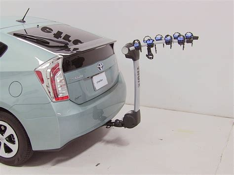 Best Bike Rack For Prius by 2014 Toyota Prius Thule Apex 4 Bike Rack For 1 1 4 Quot And 2