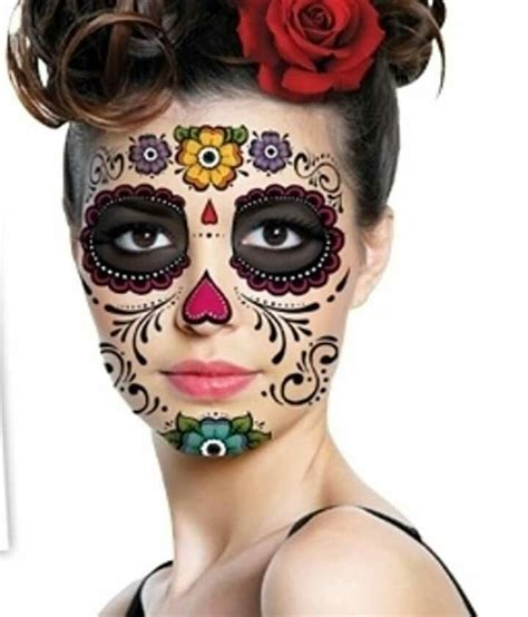 tattoo costume ideas 28 best day of the dead costume ideas images on pinterest