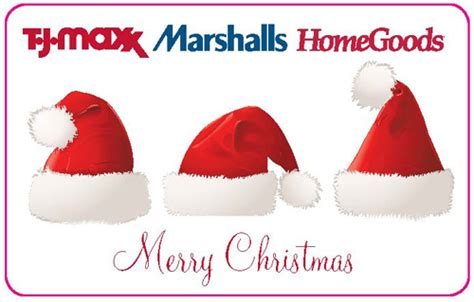 Tj Maxx Marshalls Home Goods Gift Card Balance - top gift pick three in one gift card