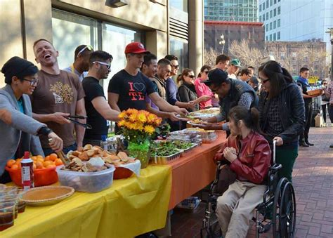 soup kitchens in san diego to volunteer at caign organizers give thanks by launching indiegogo
