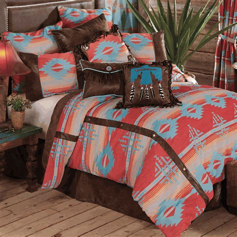Southwestern Bedding Sets Sunset Point Southwestern Bedding Collection