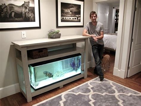 fish tank table stand 25 best ideas about fish tank stand on wood