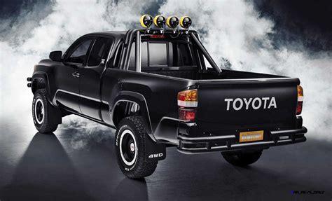 Back To The Future Toyota 2016 Toyota Tacoma Back To The Future 4