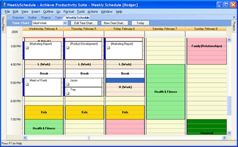 Program Planner by Achieve Planner Reviews And Pricing 2018