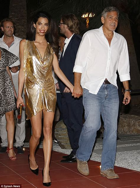 tom jackson barrister amal and george clooney join cindy crawford and rande