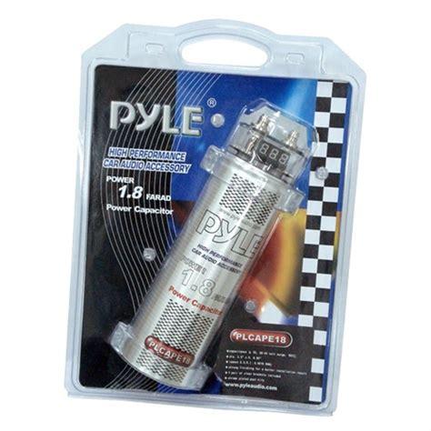 digital power capacitor nedir pyle plcape18 1 8 farad digital power capacitor