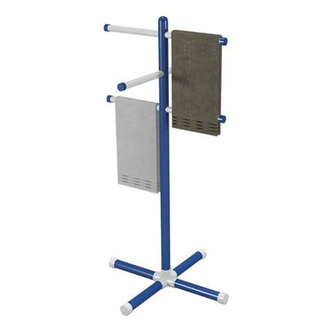 Pvc Towel Rack Plans by Pvc Poolside Towel Tree Formufit