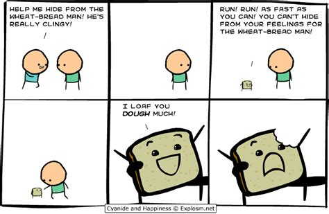 whole grain jokes bread puns