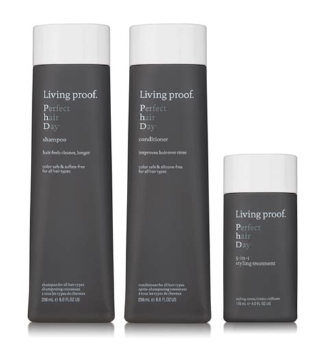 influence hair products reviews living proof phd perfect hair day