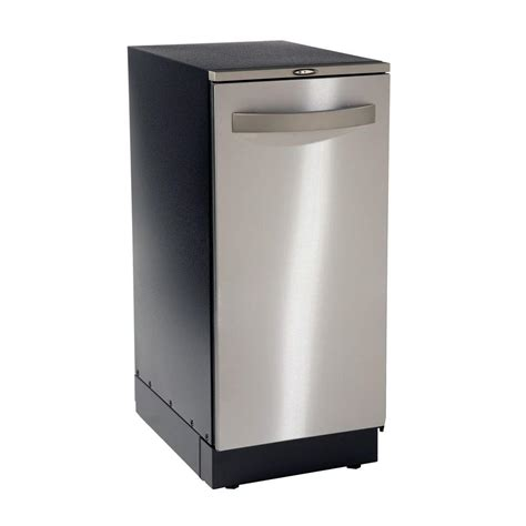 built in trash compactor broan elite xe automatic 15 in built in or freestanding