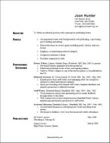 Writing A Resume by Functional Resume Sle