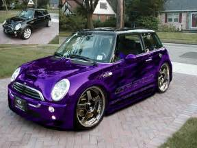 mini cooper s with wide kit bigger wheels stunning