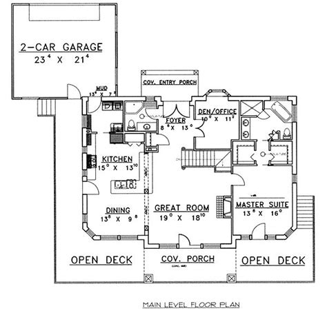 sloping hill house plans king of the hill