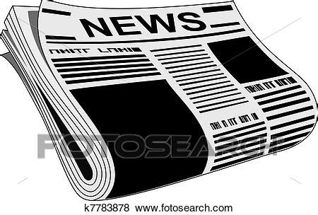 Newspaper Clipart 2366 Free Clipart Images Clipartwork Newspaper Clipart Free
