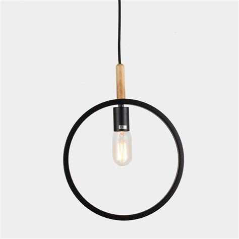 Circular Pendant Light Nordic Pendant Light