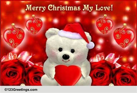 christmas love cards  christmas love ecards greeting cards