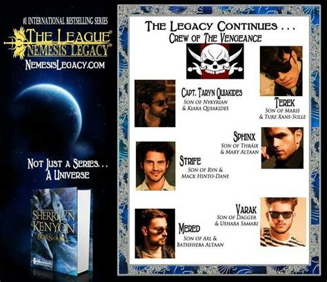 born of vengeance the league nemesis rising 1000 ideas about sherrilyn kenyon on