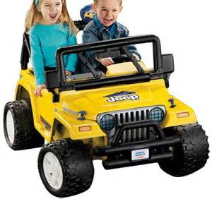 Fisher Price Jeep Wrangler Buy Fisher Price H4803 Fisher Price 174 Power Wheels Jeep