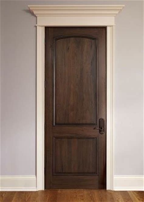 If Your Interior Doors Are White Can You Use Dark Trim Or Interior Doors With White Trim