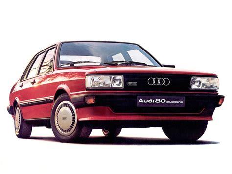 Audi Quattro 86 by Audi 80 Quattro B2 1984 86