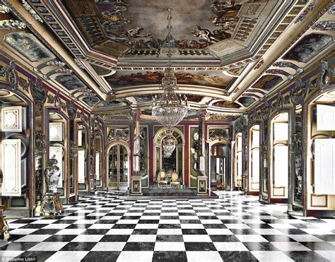 Rococo Floor by Inside The Magnificent Empty Spaces Of Europe S Grandiose